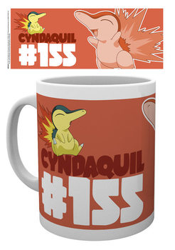 Pokemon - Cyndaquil Mug