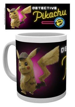 Pokemon: Detective Pikachu - Neon Mug