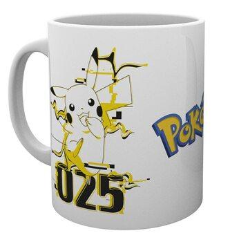 Cup Pokemon - Pikachu Two Colour