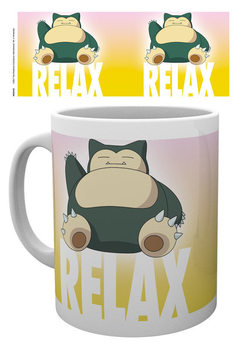 Pokemon - Snorlax Mug