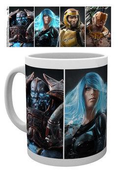 Quake - Quake Champions Characters Mug