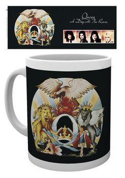 Queen - Day At The Races Mug