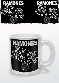 RAMONES - hey ho lets go Mug