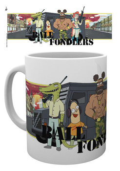 Rick And Morty - Ball Fondlers Mug