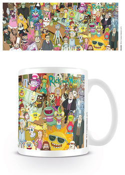 Rick and Morty - Characters Mug
