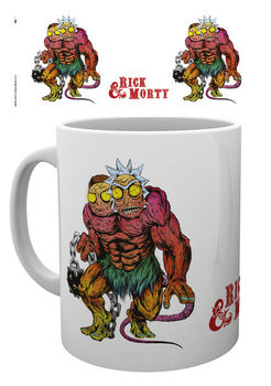 Rick And Morty - Demi Gorgon Mug