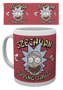 Rick And Morty - Szechuan Dipping Sauce Mug