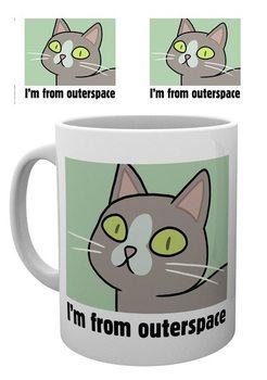 Rick & Morty - Outerspace Mug