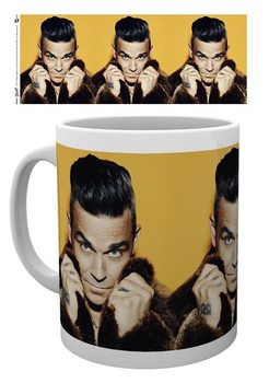 Robbie Williams - Fur Mug