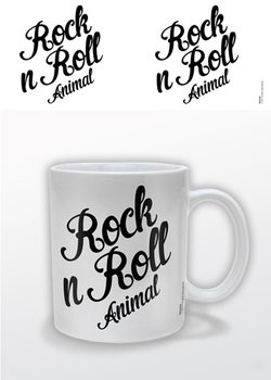 Rock N Roll Animal Mug