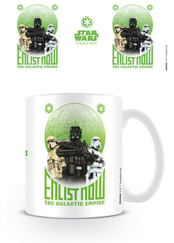 Rogue One: Star Wars Story - Enlist Now Mug