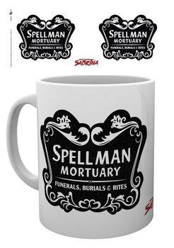 Sabrina - Spellman Mortuary Mug