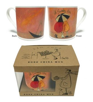 Sam Toft - A Sneaky One Mug
