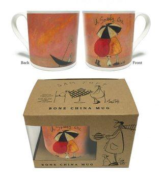 Sam Toft - A Sneaky One Mug