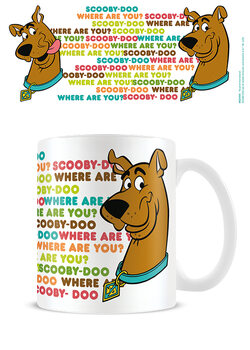 Scooby Doo - Where are You? Mug