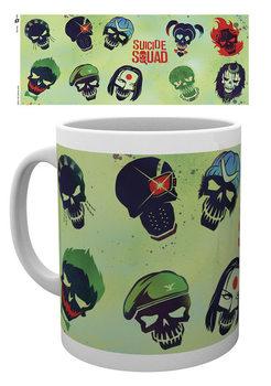 Sebevražedný oddíl - Skulls Mug