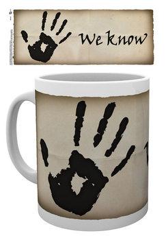 Skyrim - Dark Brotherhood Mug