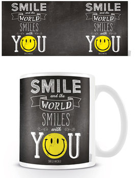 Smiley - World Smiles With You Mug
