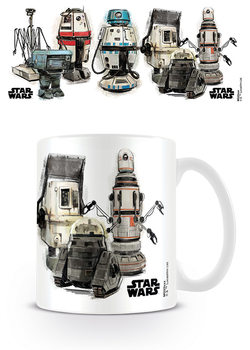 Solo A Star Wars Story - Droids Mug