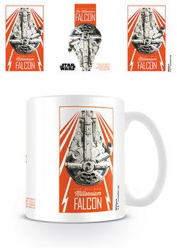 Solo A Star Wars Story - The All New Millennium Falcon Mug