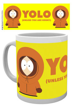 South Park - Yolo Kenny Mug