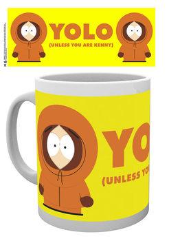 South Park - Yolo Kenny Mug