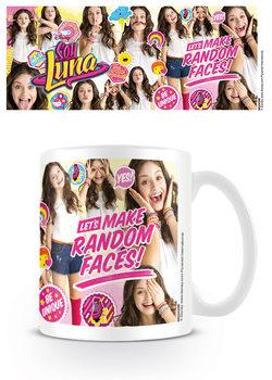 Soy Luna - Random Faces Mug