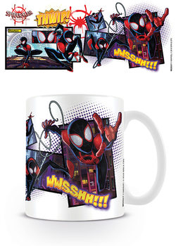 Spider-Man Into The Spider-Verse - Comic Mug