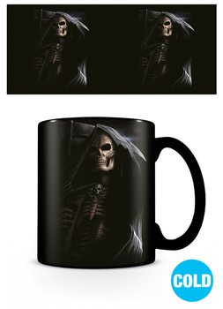 Spiral - Bone Finger Mug