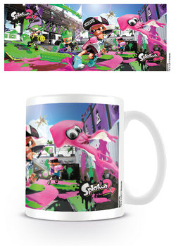 Splatoon 2 - Game Cover Mug