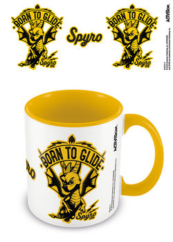 Spyro - Born To Glide Mug