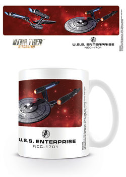 Star Trek Discovery - Pikes Enterprise Mug