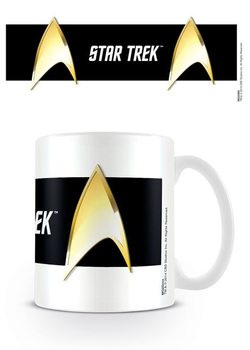 Star Trek - Insignia Black Mug