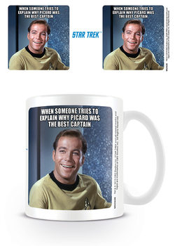 Star Trek - Kirk Laughing Mug