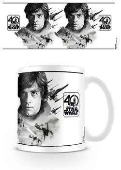 Star Wars 40th Anniversary - Luke Skywalker Mug