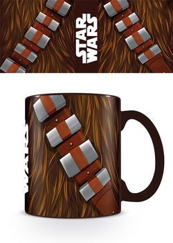 Star Wars - Chewbacca Torso Mug