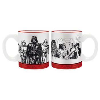 Cup Star Wars - Empire vs Rebels