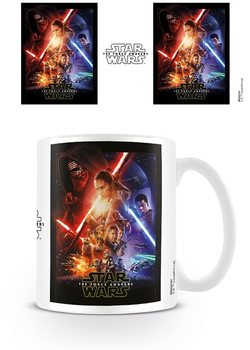 Star Wars Episode VII: The Force Awakens  - One Sheet Mug