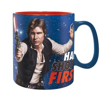Star Wars - Han Shot First Mug