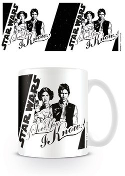 Star Wars - I Love You Mug