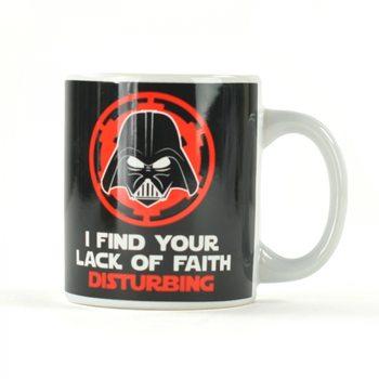 Star Wars - Lack Of Faith Mug