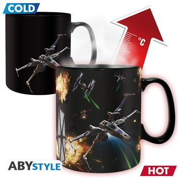 Star Wars - Space Battle Mug