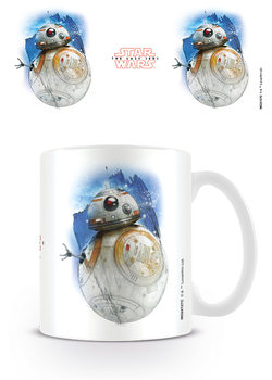 Star Wars The Last Jedi - BB-8 Brushstroke Mug