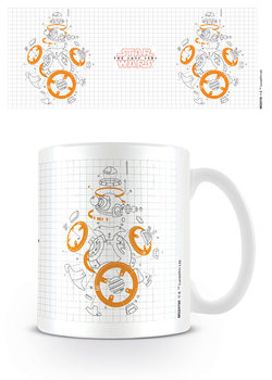 Star Wars: The Last Jedi - BB-8 Exploded View Mug