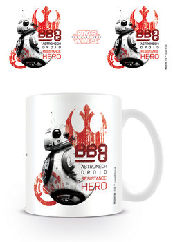 Star Wars The Last Jedi - BB-8 Resistance Hero Mug
