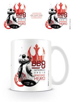 Star Wars The Last Jedi - BB-8 Resistance Hero Mug
