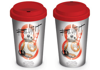 Star Wars: The Last Jedi - BB-8 Roll With It Mug