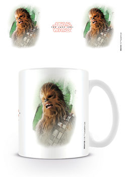 Star Wars The Last Jedi - Chewacca Brushstroke Mug