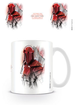 Star Wars The Last Jedi - Elite Guard Brushstroke Mug