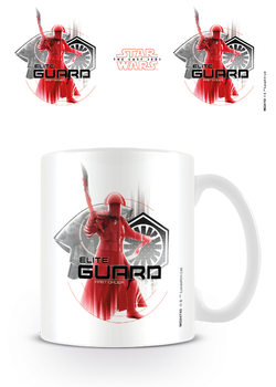 Star Wars The Last Jedi - Elite Guard Icons Mug